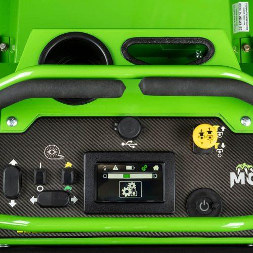 MG-Vanquish-Control Panel